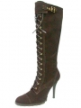 Designer Wintertraum High Heel Stiefel