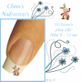 CHIRA'S NAILTATTOOS - Hase LILLY