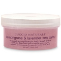 Cuccio Naturale Professional Lemongrass & Lavender Sea Salt 553g